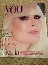 NIGELLA LAWSON PHOTO interview YOU Magazine Christmas 2014 32 pages LEANN RIMES