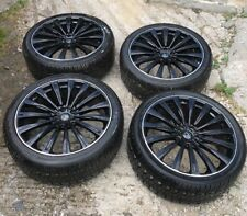 """HAWKE CHAYTON 22"""" ALLOYS AND TYRES FOR DISCOVERY RANGE ROVER DISCOVERY 4 ALLOYS"""