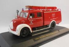 Signature 1/43 Scale Diecast Model SIG43010 1961 MAGIRUS-DEUTZ MERCUR TLF16