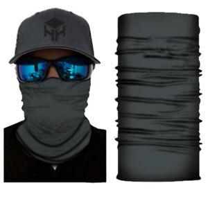 Dark Gry Balaclava Cycling Neck Tube Scarf Snood Biker Face Mask Bandana Gaiter