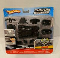 Hot Wheels Custom Motors Batman 1/50 scale Batmobile 100+ Combinations