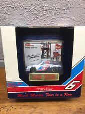 Mark Martin 1993 Four in a Row Racing Champions  1:64 scale 1 of 10,000 NASCAR