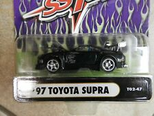 NEW Muscle Machines SS Tuner 1997 Toyota Supra 1:64 scale Green