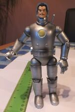 "Iron Man Marvel Legends 1st Appearance Silver 6"" Toy Biz Action Figure - LOT 783"