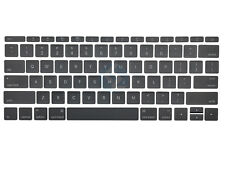 """NEW One Set Replacement US Keyboard Key Cap for Macbook Pro 13"""" A1708 2016 2017"""