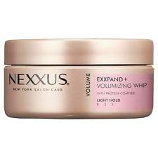 NEXXUS Exxpand Volumizing Hair Whip ~ Light Hold w/Protein Complex 2.82 oz (80g)