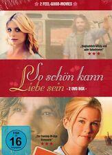 DOPPEL-DVD - So schön kann Liebe sein - 2 Feel-Good-Movies