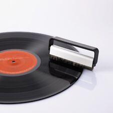 Profesional Anti-estática almohadilla de terciopelo Discos De Vinilo Limpiador de Limpieza Cepillo Audio UK