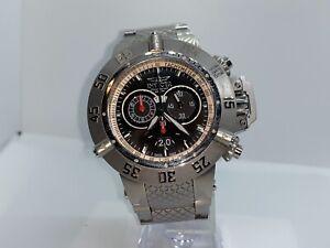 Invicta Sub Aqua Noma III 4572. ALL-SWISS MADE Men's Chronograph Watch.