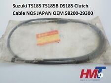 Suzuki TS185 TS185B DS185 Clutch Cable P/NO.58200-29300 GENUINE NEW