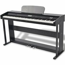 88 Tasten Elektro Klavier Digital Piano E-Piano 3 Pedale Keyboard 150 Sounds