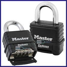 Master Lock 1178D Combination Padlock ***NEW MODEL***