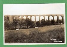 Viaduct Denby Dale Kirklees Huddersfield RP pc used Ref F261