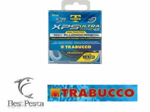 Filo da Pesca - TRABUCCO XPS ULTRA STRONG FC403 SALTWATER 50mt - 0.125