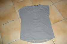 TEE SHIRT GRIS TAILLE M