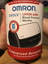 Omron Evolv Wireless Upper Arm Blood Pressure Monitor Advanced Accuracy SEALED