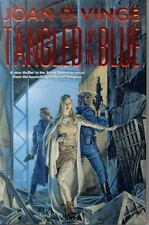 Tangled Up in Blue, Joan D. Vinge, Good Condition, Book