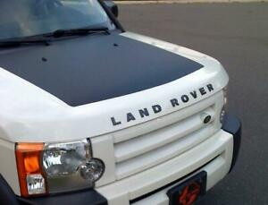 Land Rover Discovery 3 | LR3 Hood Blackout New