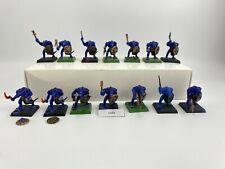 1280 Warhammer FB Hommes Lézards  saurus Plastique