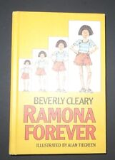 RAMONA FOREVER Weekly Reader 1st First Edition 1984 Morrow