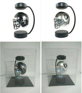 NFL Seattle Seahawks / Oakland Raiders Officially Licensed Floating Hover Helmet