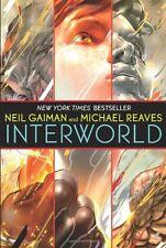 InterWorld (InterWorld Trilogy) by Neil Gaiman, Michael Reaves