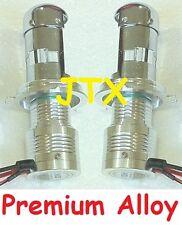 1 pr H4 JTX Premium Alloy HID Globes Bulbs 12V 24V 35W 55W 70W 4300K 6000K +more