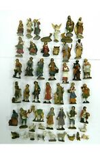 Set Presepe Completo 47 Pastori in Resina Cm 7 - Serie Completa Kit Idea regalo