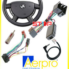 HOLDEN COMMODORE VY-VZ STEERING WHEEL CONTROL HARNESS ISO WIRING PATCH ADAPTER