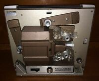 Vintage Bell & Howell 356A Auto Load Super 8mm Film Movie Projector