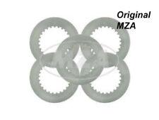 MZ/MUZ 5x LAMELLA FRIZIONE, stahllamelle - etz125 etz150 TS125 TS150 ES125 ES150