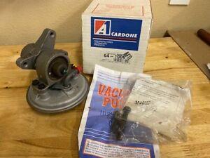 New Older Stock Cardone Vacuum Pump 64-1006 Fits Ford 7.3 6.9 IDI Vintage OEM