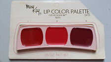 Vintage Mary Kay Lip Color Palette Great Fashion Reds #0470