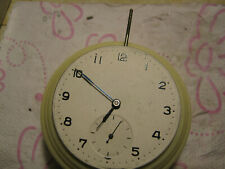 Hausmann & Co. (Roma) pocket watch movement  running and in working order
