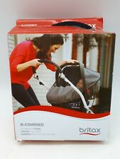 Britax All-Weather Car Seat Cover: Black (SH32-15)