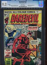 Daredevil #131 CGC 9.2 U.S Published U.K Pence cover price Variant (1st Print)