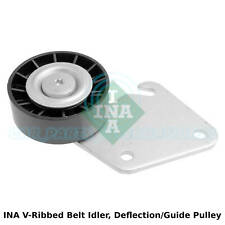 INA V-Ribbed Belt Idler, Deflection/Guide Pulley - 532 0124 10 - OE Quality
