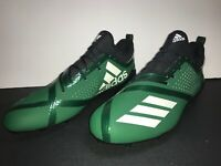 Adidas Adizero 5-Star 7.0 Low Football Cleats Green/Black DA9540 Men US Size 14