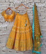 Indian New Fancy Bollywood Designer Party Wear Embroidered Lehenga Choli1
