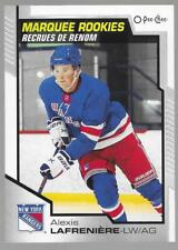 2020-21 O-Pee-Chee Update Alexis Lafreniere Rookie # 650 NM/MT RC