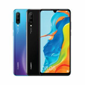 "Huawei P30 Lite 6.15"" - 128GB 4G LTE (GSM UNLOCKED) 24MP Smartphone - MAR-LX3A"