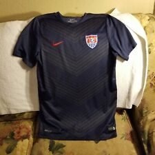 USA SOCCER JERSEY - MEDIUM - NIKE DRI-FIT