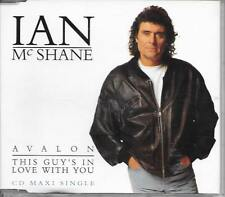 IAN McSHANE - Avalon / This Guy's In Love With You CDM 3TR UK 1992