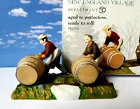 """DEPT 56 NEW ENGLAND SERIES /""""ONE TWO BUCKLE MY SHOE/"""" 4044830 NEW FREE SHIPPING"""