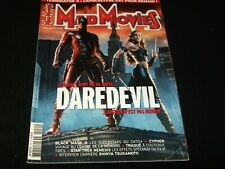 MAD MOVIES Magazine° MARCH 2003 No.151<>FRANCE (FRENCH) MAG<> DAREDEVIL