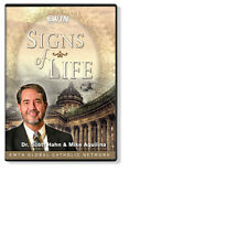 SIGNS OF LIFE w/Dr. Scott Hahn & Mike Aquilina  DVD