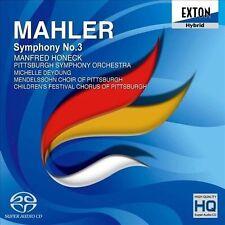 Mahler: Symphony No. 3, New Music