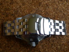 22mm ALL POLISHED SOLID HEAVY STAINLESS WATCH Replacement BRACELET W/1.78mm PIN