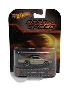 Hot Wheels 67 Pontiac GTO Need For Speed Retro Entertainment (526)