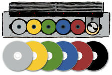 "Exclusive design CD-Set ""color codice"" For Bang & Olufsen Beosound 9000"